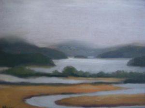 Belvedere Realism, 2009, 11x14