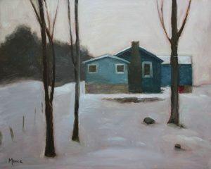 Cedar Ledges, 18x14