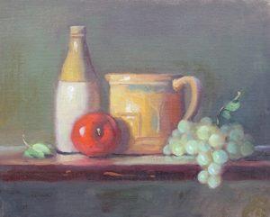Ceramics, Fruit, 8x10
