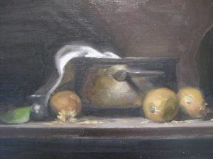 Couscoussiere, 16x20