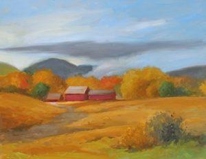 Fall at Stonykill Farms, 12x16
