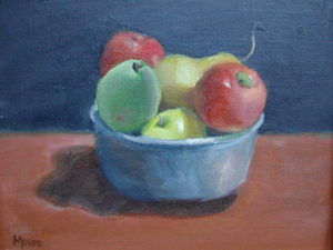 Fruit Bowl, 11x14