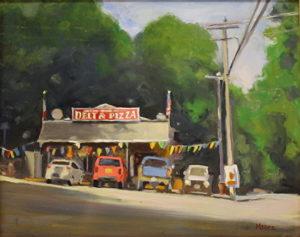 Putnam Valley Market, 14x18