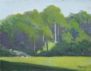 Putnam Valley Summer, 11x14