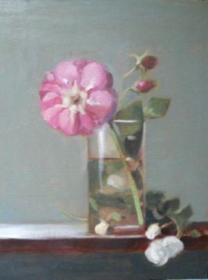 Roses, 14x11