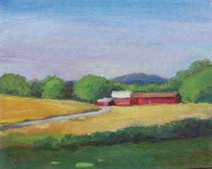 Spring at Stonykill Farms, 8x10