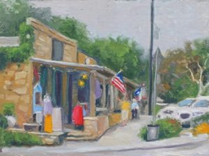Wimberly, Texas, 12x16